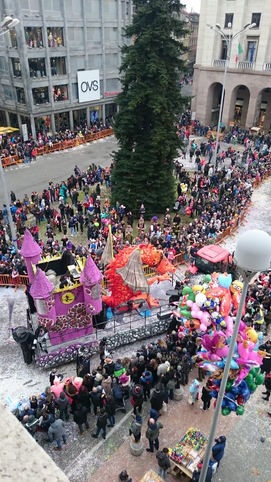 Il Carnevale Bosino Famiglia Bosina