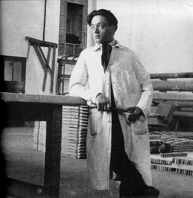Flaminio Bertoni (1903-1964)